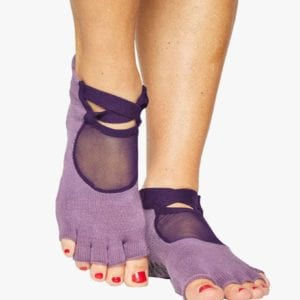 Clean Cut Toeless Grip Purple - BELE Fit
