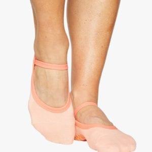 Karina Dance Sock Coral Reef - BELE Fit