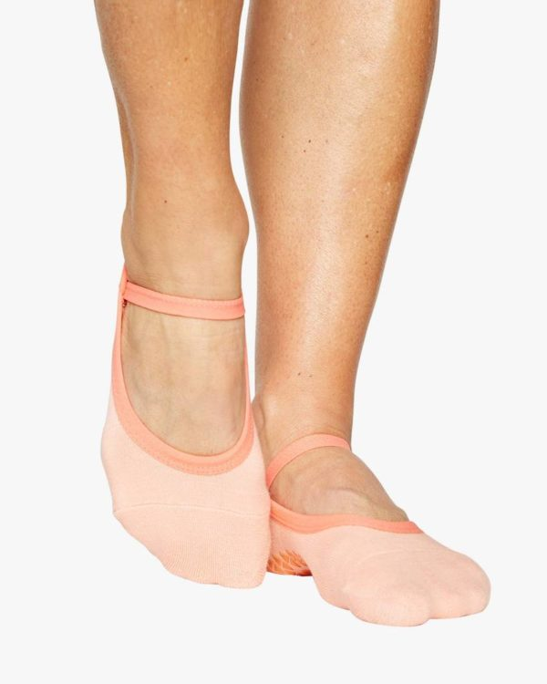 Karina Dance Sock Coral Reef - BELE Fit