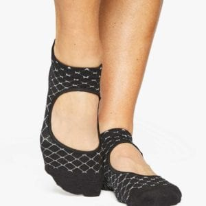 Link Grip Sock Black - BELE Fit