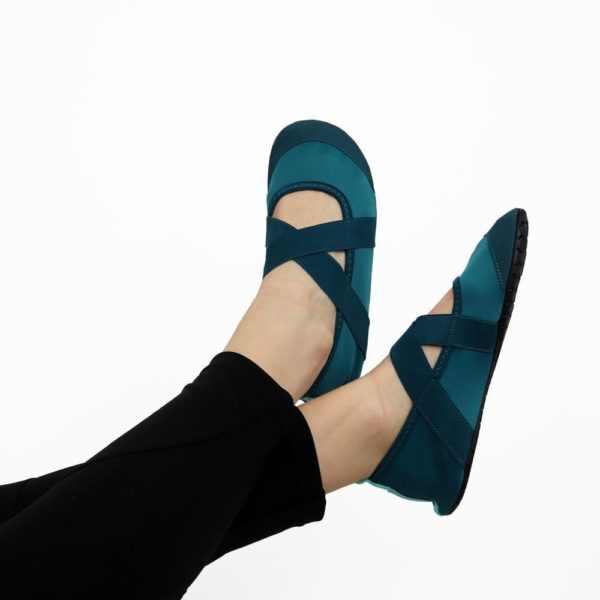 FitKicks Crossover Teal - BELE Fit