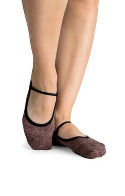 Rosa Dance Sock - BELE Fit