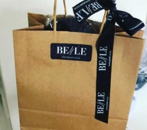 Gift wrapping - BELE Fit