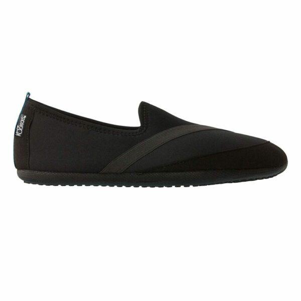 Kozikicks Slippers, Black (men) - BELE Fit