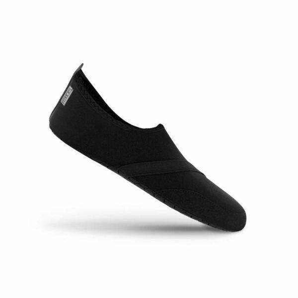 FitKicks Mens, Plain Black - BELE Fit